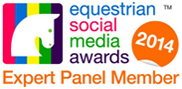 Equestrian Social Media Awards - Expert Panel Member